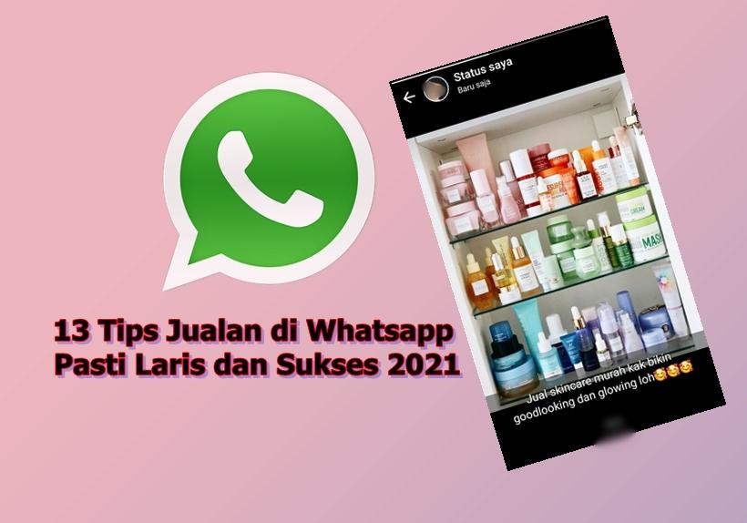 Cara Jualan di Whatsapp