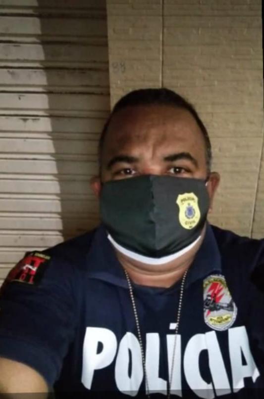 Policial Civil de Simões Filho morre vítima da COVID-19