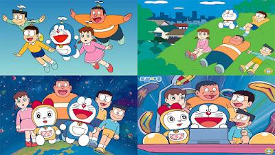 50 Gambar Wallpaper Doraemon HD Untuk PC, Desktop, Laptop