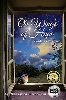 On Wings of Hope: Leading Lily Home by Cynthia Bischoff - book promotion companies