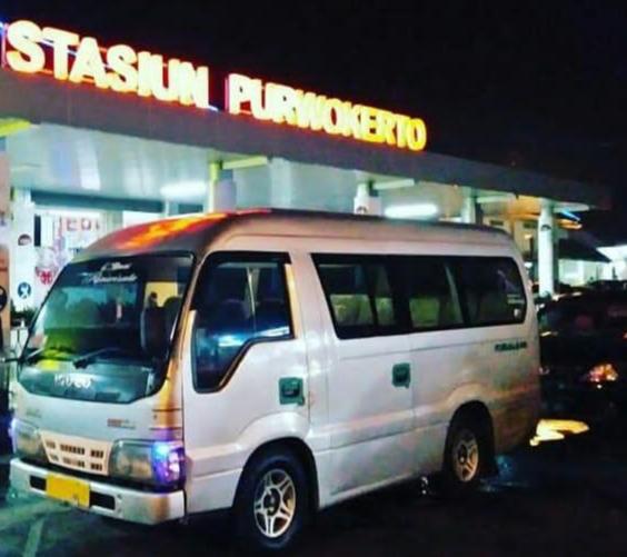 Jasa Sewa Bus Travel Nomor 1 di Sumpiuh Banyumas