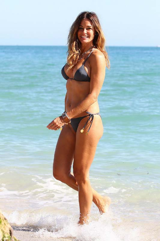 kelly bensimon hottest bikini candids in miami beach 2016 world actress photos. Black Bedroom Furniture Sets. Home Design Ideas