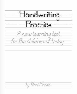 learn handwriting hand writing. Black Bedroom Furniture Sets. Home Design Ideas