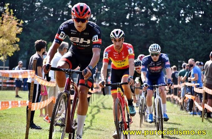 Las fotos de la Copa de España de Ciclocross de Pontevedra 2021 - Élites / Sub23