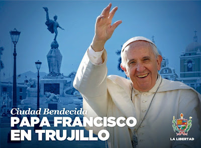 Con Francisco a caminar desde Trujillo