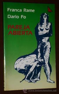 """Pareja abierta"" - Dario Fo"