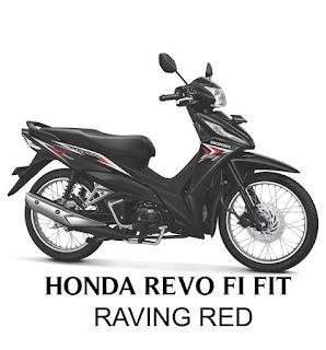 Sepeda Motor Revo FI 3
