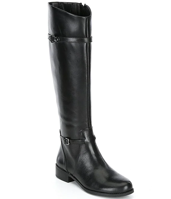 women leather boots Dillards