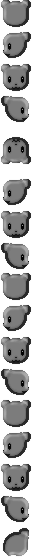 Graal online classic head templates every graal new head for Graal head templates