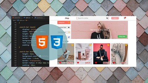 HTML 5 and CSS 3 for beginners plus one beautiful project