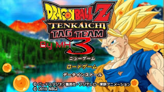 DBZ TTT MOD NUEVA ISO [FOR ANDROID Y PC PPSSPP]+DOWNLOAD