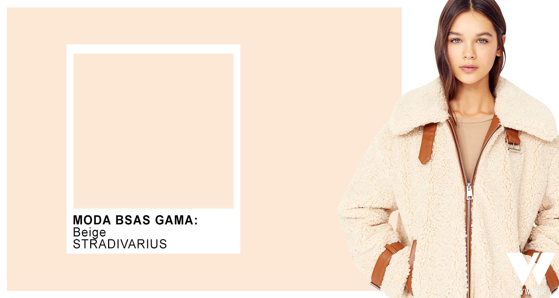 Color de moda otoño invierno 2021 argentina color beige hueso arena