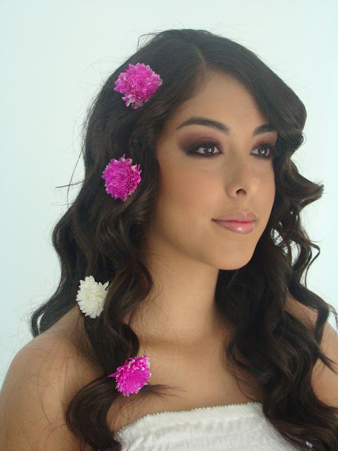 Maquillaje para Quinceañeras. Artistry by Mindy