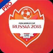 تطبيق Live Plus Pro  لمشاهدة مباريات كأس العالم روسيا 2018 علي هاتفك