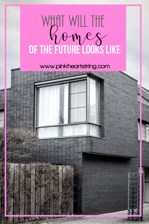 What will the homes of the future look like?