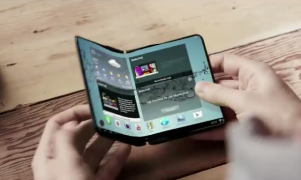 Samsung Builds the Foldable Artificial Muscles that Use in Future Smartphone