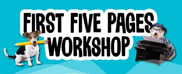 First Five Pages Workshop banner