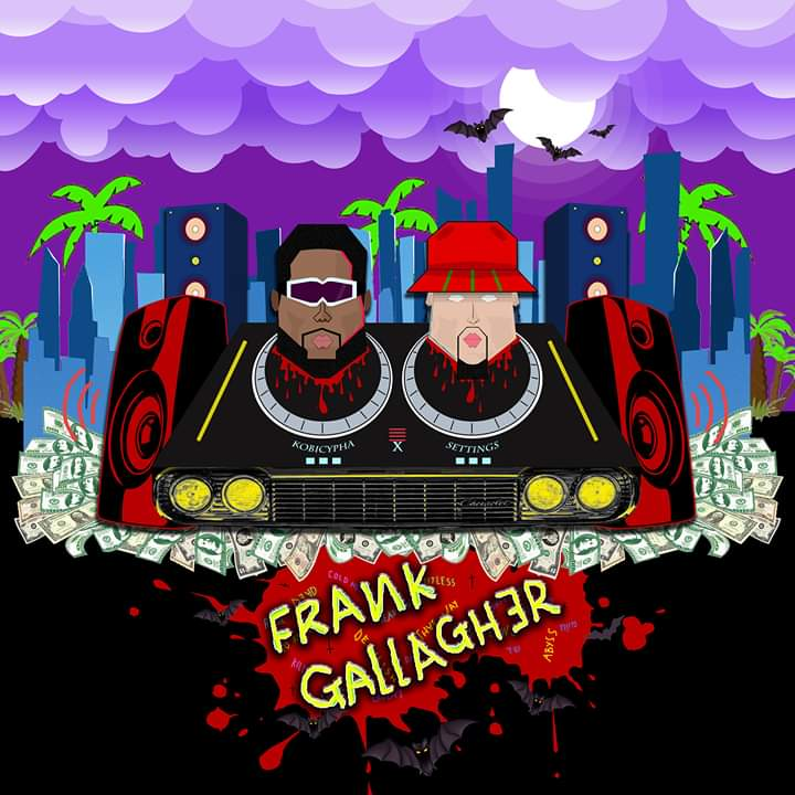 [Music] Settings my man ft Kobicypha -  Frank Gallagher #Arewapublisize