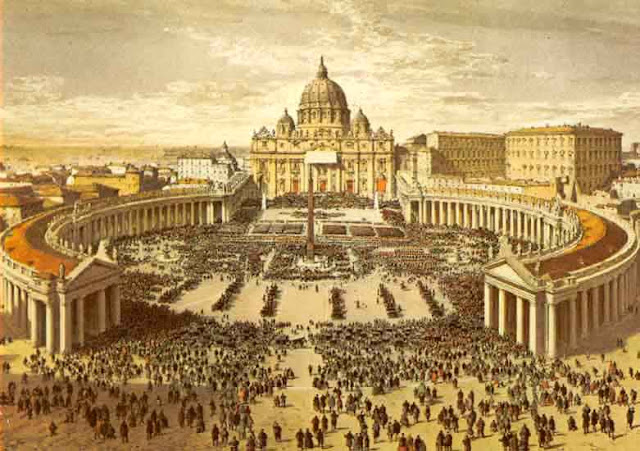 The Disaffected Lib: Rome Lives on in the Roman Catholic Church