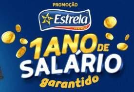 Cadastrar Promoção Estrela Massas Biscoitos 2018 1 Ano Salário Garantido