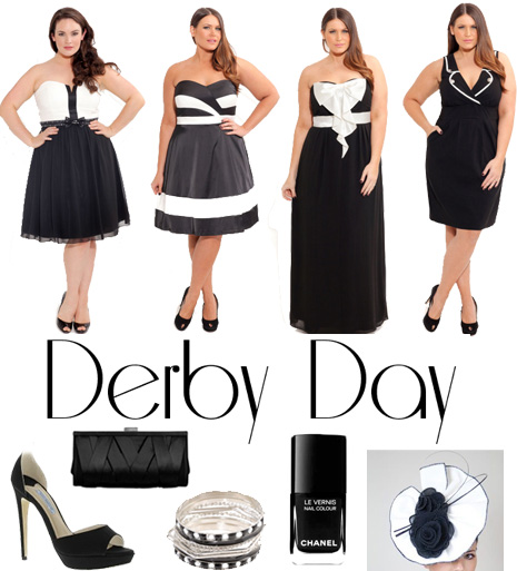 The Black And White Dress Code For Derby Day Always Reminds Me Of Audrey Hepburn In My Fair Lady That Beautiful Hat Gown She Wore How
