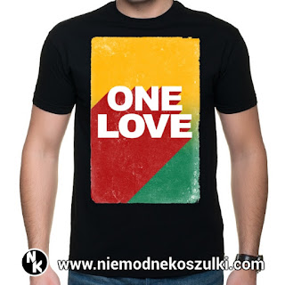 Koszulka One love