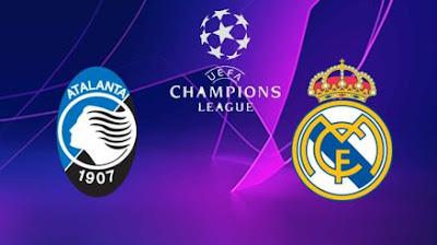 ريال مدريد ضد اتالانتا