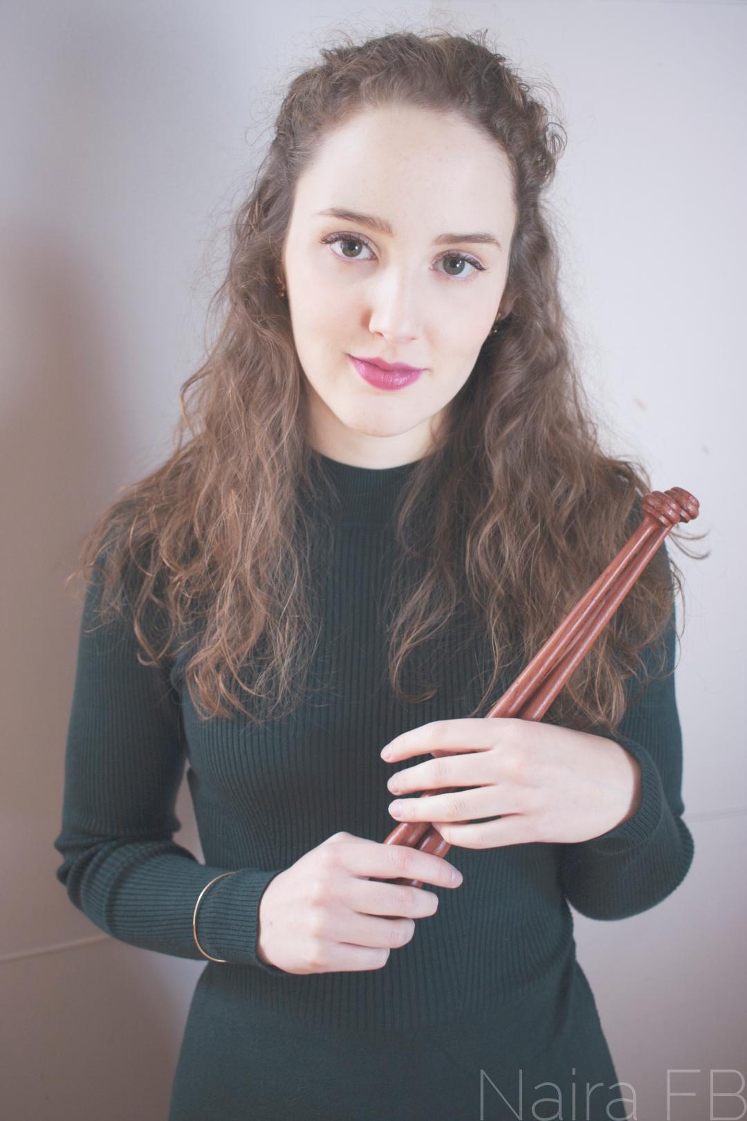 Lúcia da Silva, percussion