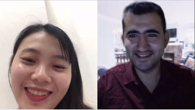 Online English Conversation Course for beginner students from Vietnam 2020 with Mr.Zaki