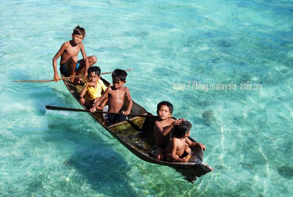 Mabul Island Bajau Photography