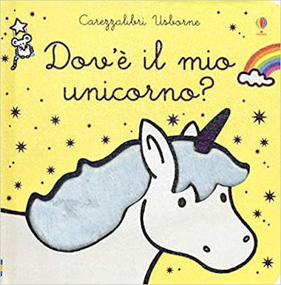 libro dov'è il mio unicorno