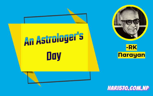 An astrologer's Day Exercise