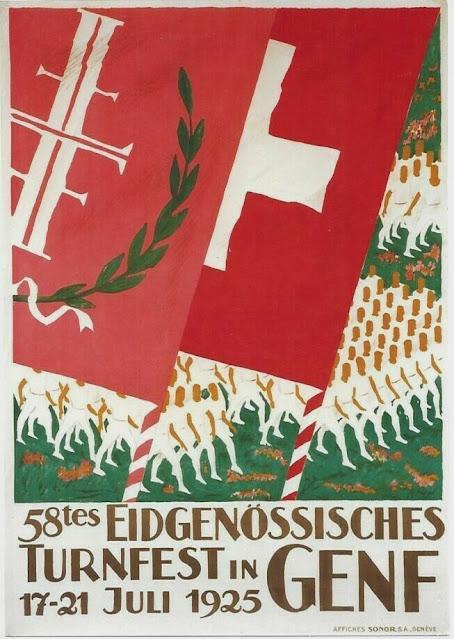 SWISS-GYMNASTICS-FESTIVAL-GENEVA-1925