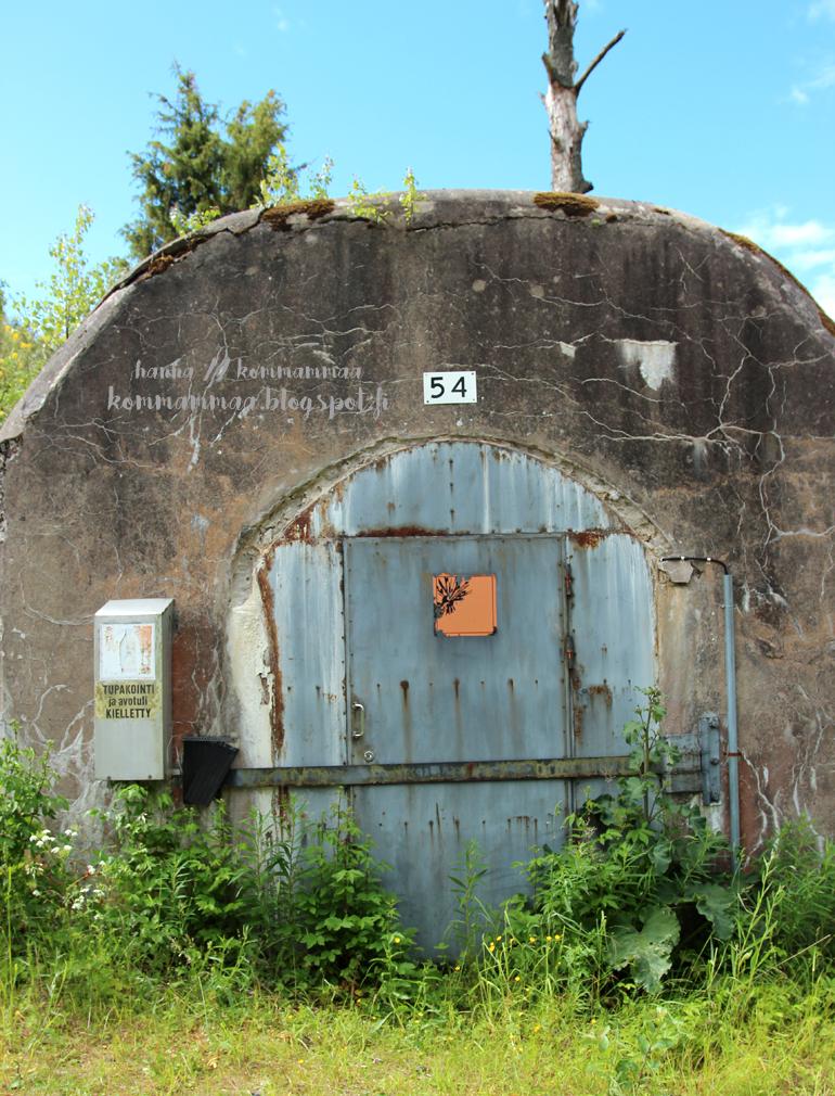 kesä kuusi parasta 2017 vallisaari bunkkeri nähtävyys