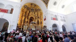 La Matriz de Almonte celebra el centenario de su designación como Real Hermandad