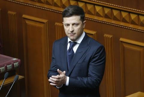 Felmérés: az ukránok több mint 70 százaléka elégedetett az elnök munkájával