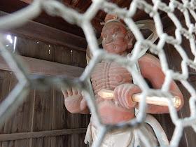 常楽寺仁王像