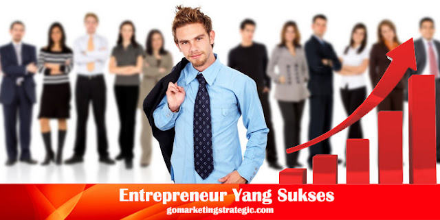 Kunci Menjadi Entrepreneur Yang Sukses