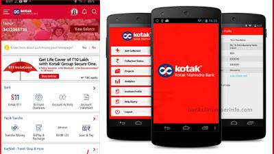 Setup your Kotak app profile