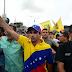 La marcha de Venezuela en imágenes