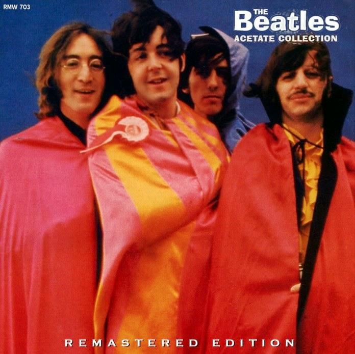 Rock Anthology: The Beatles - Acetate Collection (Remaster