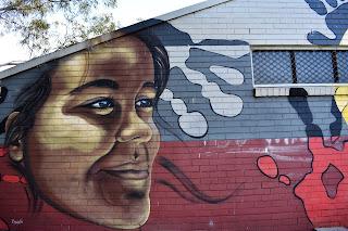 Holt Street Art by IWriteSmalls & Mistery973