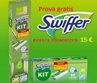 """""""Prova Gratis Swiffer"""" : ricevi il rimborso di 15 euro! Operazione di Cashback di Procter&Gamble"""