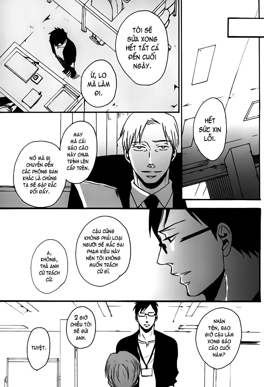 Trang 8 - Dù Thế Nào Em Vẫn Yêu Anh--EXTRA 4--END--[ShuShi Group] (- Yoneda Kou) - Truyện tranh Gay - Server HostedOnGoogleServerStaging