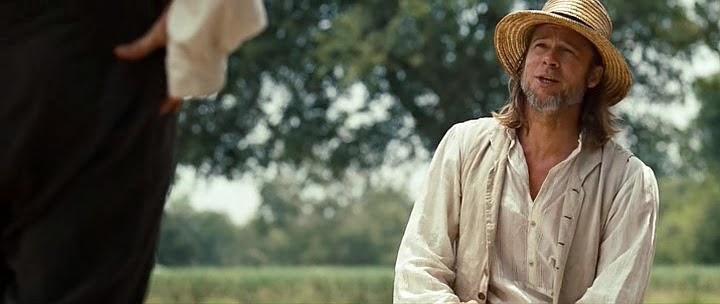 Resultado de imagen para '12 años de esclavitud' (Steve McQueen, 2013) brad pitt