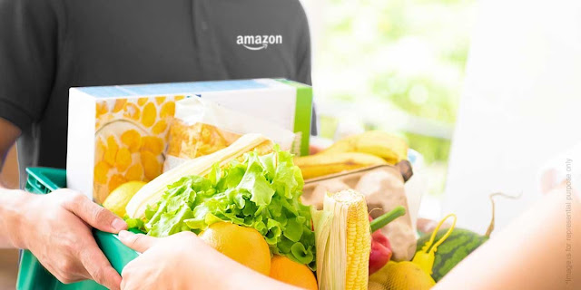 Amazon opens up its grocery vertical 'Pantry' to 300 new cities- Cyber Suggest