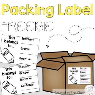 packing label