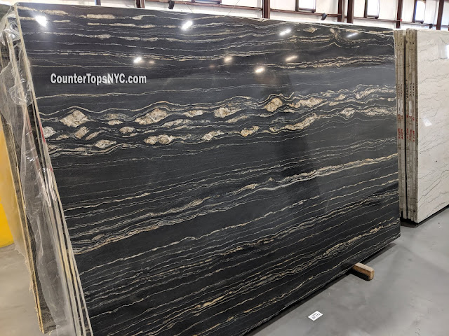 Portoro Quartzite Slabs & Countertops NYC