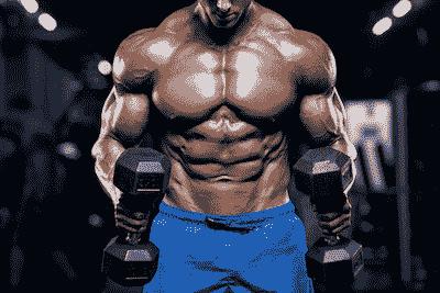 جدول تمارين كمال الاجسام 5 ايام بالصور مقسم لعضلة واحدة في اليوم