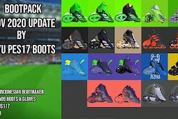 Boots Repack November 2020 UP AIO - PES 2017